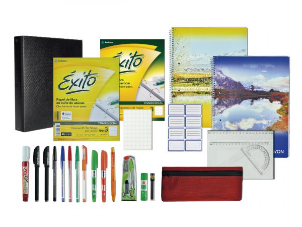 KIT FULL SECUNDARIA