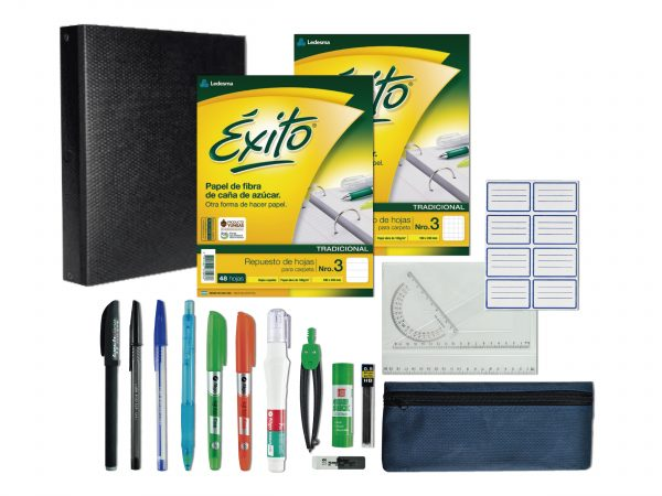 KIT INTERMEDIO SECUNDARIA