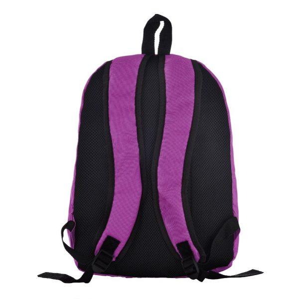 Clásica con rombo violeta